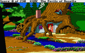 King's Quest IV: The Perils of Rosella 37