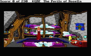 King's Quest IV: The Perils of Rosella 38