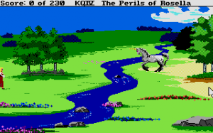 King's Quest IV: The Perils of Rosella 6