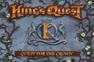 King's Quest: Quest for the Crown 0