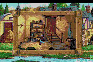 King's Quest V: Absence Makes the Heart Go Yonder! abandonware