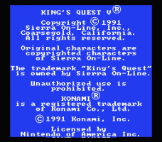 King's Quest V: Absence Makes the Heart Go Yonder 0