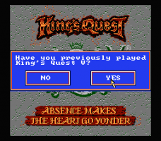 King's Quest V: Absence Makes the Heart Go Yonder 1