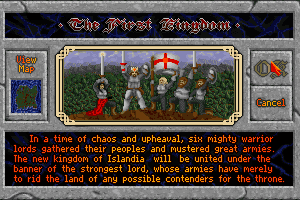 Kingdom at War abandonware