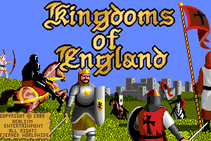 Kingdoms of England 0