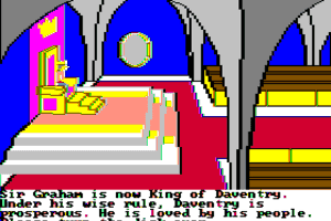 King's Quest II: Romancing the Throne 11