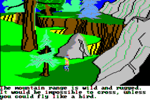 King's Quest II: Romancing the Throne 27