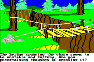 King's Quest II: Romancing the Throne 28