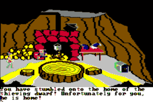 King's Quest II: Romancing the Throne 4