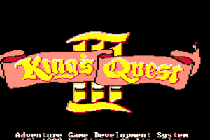 King's Quest III: To Heir is Human 0