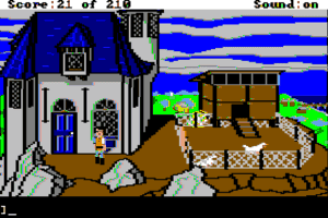 King's Quest III: To Heir is Human 4