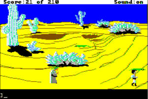 King's Quest III: To Heir is Human 5