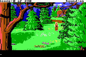 King's Quest IV: The Perils of Rosella 2