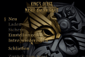King's Quest: Mask of Eternity 1