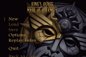 King's Quest: Mask of Eternity 2