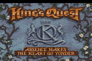 King's Quest V: Absence Makes the Heart Go Yonder! 0
