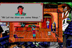 King's Quest V: Absence Makes the Heart Go Yonder! 12