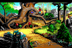 King's Quest V: Absence Makes the Heart Go Yonder! 16
