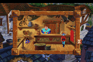 King's Quest V: Absence Makes the Heart Go Yonder! 27