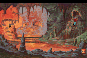 King's Quest V: Absence Makes the Heart Go Yonder! 34