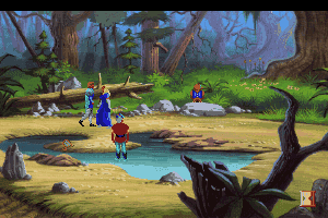 King's Quest V: Absence Makes the Heart Go Yonder! 35