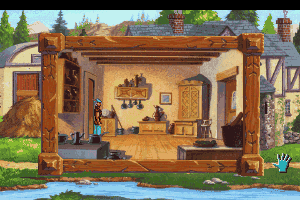 King's Quest V: Absence Makes the Heart Go Yonder! 38