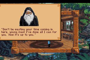 King's Quest V: Absence Makes the Heart Go Yonder! 4