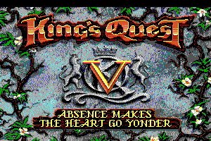 King's Quest V: Absence Makes the Heart Go Yonder! 7