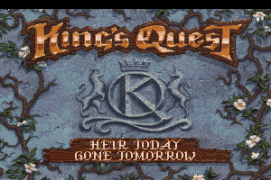 King's Quest VI: Heir Today, Gone Tomorrow 0