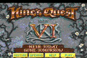 King's Quest VI: Heir Today, Gone Tomorrow 13