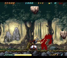Kishin Dōji ZENKI: Battle Raiden 5