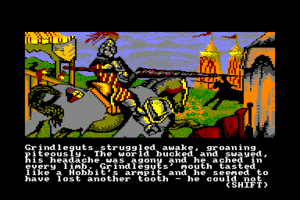 Knight Orc abandonware