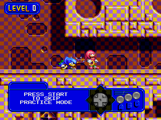 Knuckles' Chaotix 10