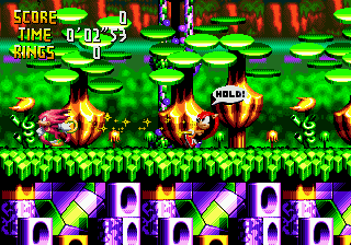 Knuckles' Chaotix 2