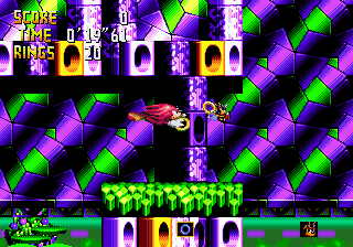 Knuckles' Chaotix 3