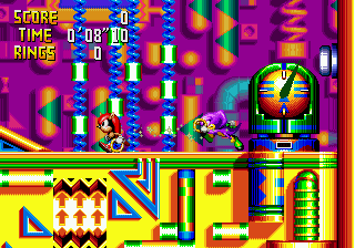 Knuckles' Chaotix 4