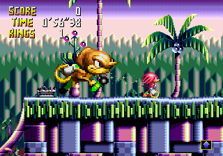 Knuckles' Chaotix 6