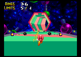 Knuckles' Chaotix 7