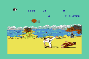 Kung-Fu: The Way of the Exploding Fist abandonware