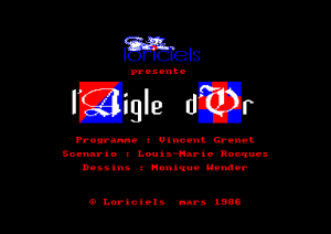 L'Aigle d'Or abandonware