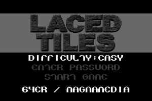 Laced Tiles 0