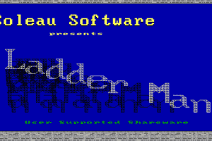Ladder Man I abandonware