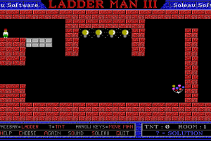 Ladder Man III abandonware