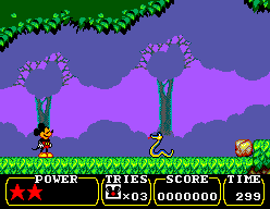 Land of Illusion starring Mickey Mouse 3