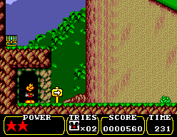 Land of Illusion starring Mickey Mouse abandonware