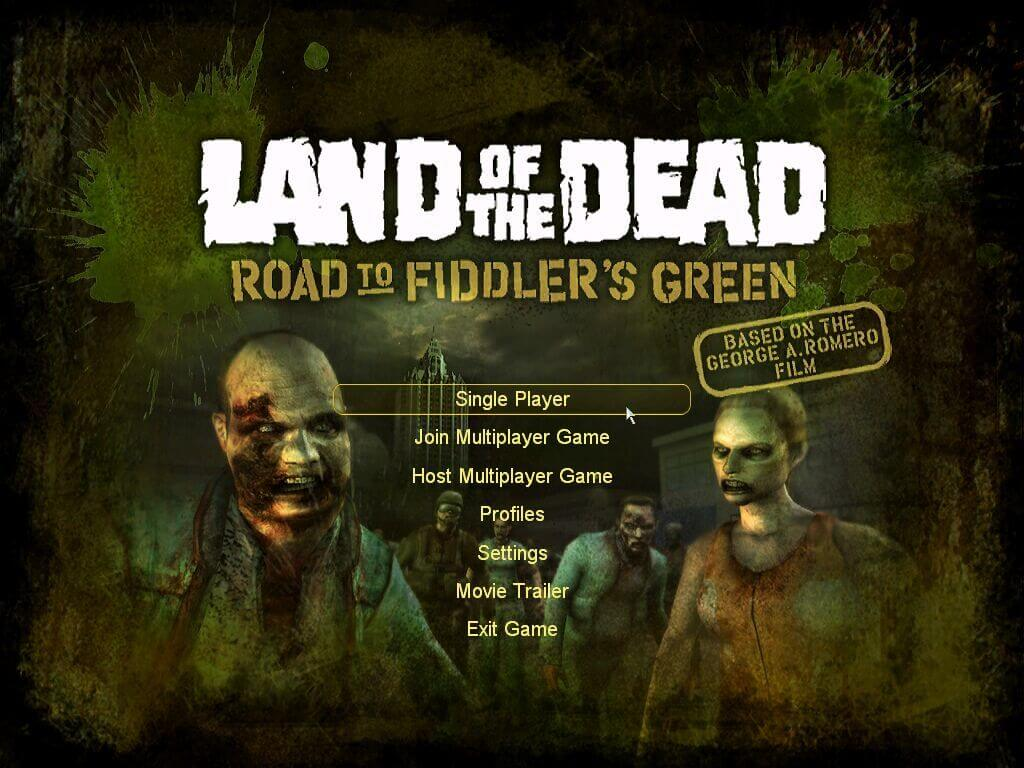 Land of the Dead: Road to Fiddler's Green - Free Download