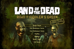 Land of the Dead: Road to Fiddler's Green 0