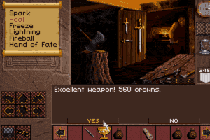 Lands of Lore: The Throne of Chaos abandonware