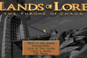 Lands of Lore: The Throne of Chaos 4