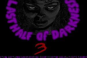 Last Half of Darkness III 0